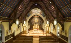 An http://www.GogelAutoSales.com RePin     Chapel of the Immaculate Conception at Seton Hall University     We'd Love you to Like us on FB! https://www.facebook.com/GogelAuto  Since 1962, Rt. 10, East Hanover