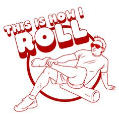 This is how I roll. #CrossFit #KippingItReal http://kippingitreal.com