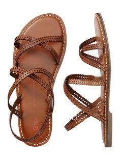 Summer sandals from Gap