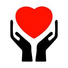 heart, hands, inspir logo, kid