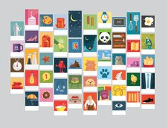 Defining the Pinterest Illustrated Style on Behance illustr style, pinterest illustr