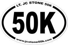 Ultra Marathon JC Stone 50k for 2015