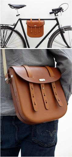 Brooks England :: Leather Bag