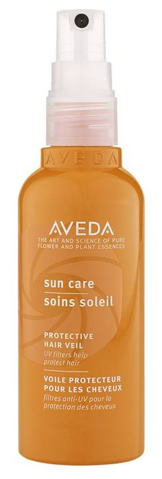 Great products to protect your hair from the sun. From Aveda and more!