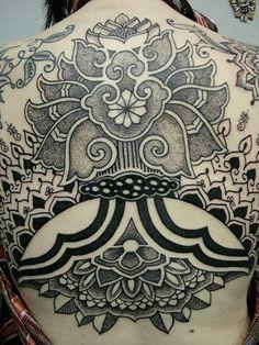back #ink #Tattoo #Art