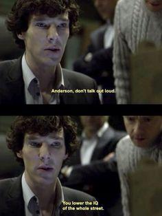 Sherlock #dying :D