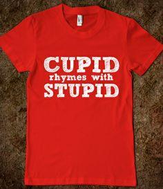 Stupid Cupid Anti-Valentine