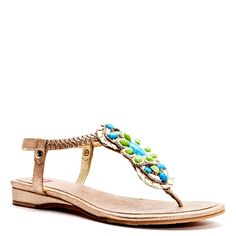 Tatum Sandal from Elaine Turner (One of our favs!)