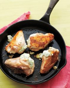 Chicken Stuffed with Pepperoncini and Goat Cheese Recipe