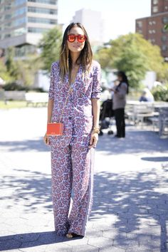 Repin Via: Fashionista #jumper #print #fashion