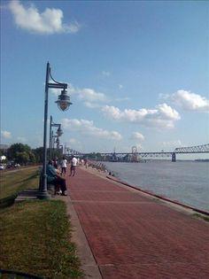 Baton Rouge Levee