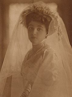 1908 bride