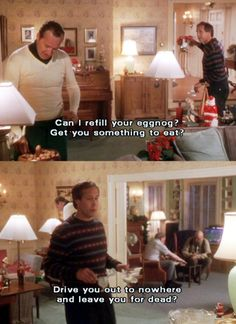 Love National Lampoon's Christmas Vacation.