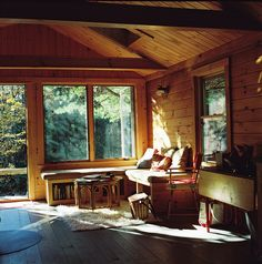 I want a room that lets all of the light in.