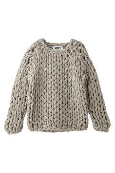 //Chunky knit