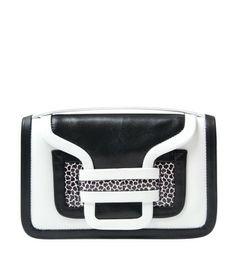 Shop now: Pierre Hardy Snake Print Shoulder Bag