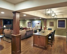 Basement Design, Pictures, Remodel, Decor and Ideas - page 5
