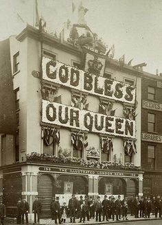 Queen Victoria's Diamond Jubilee - London