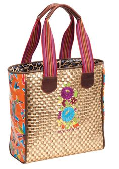 Great Summer tote from Consuela!!