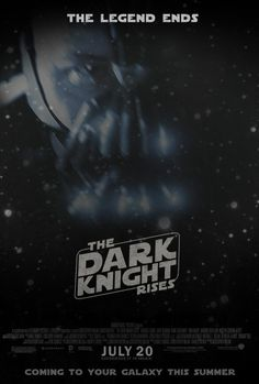 The Dark Knight Rises + The Empire Strikes Back