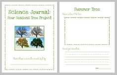 Four-Seasons-Tree-Science-Journal
