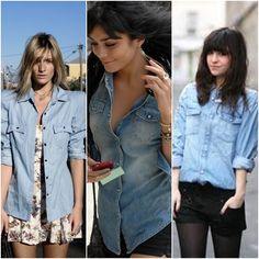Camisa Jeans!