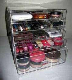 The Makeup Box ...