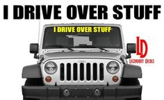 Tough Stuff Jeep