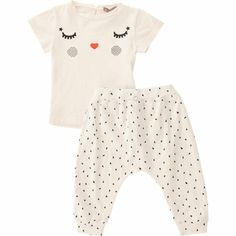 Emile et Ida Tee & Pants Set