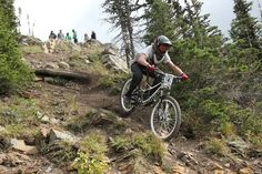in Fernie, British Columbia, Canada - photo by goats333cows - Pinkbike