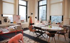 A space for creative minds to collaborate