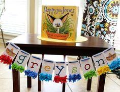 "Mexican Fiesta / Birthday ""Skippyjon Jones Four-esta Party"""