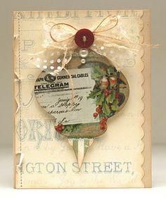 spellbinders ornament die