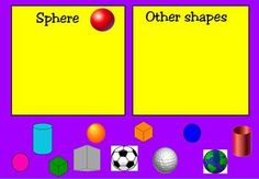 3-D shapes SmartBoard game (free!!)