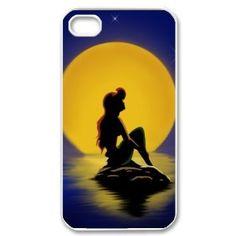Amazon.com: Disney The Little Mermaid iPhone 4/4s Case Fancy Plastic Colorful iPhone 4/4s Case: Cell Phones & Accessories