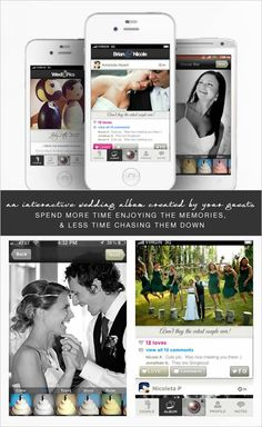 Personalized Photo Sharing App From WedPics
