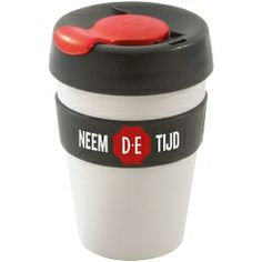 Douwe Egberts Coffee to Go mok