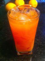 Re-engineered Sea Breeze - Fresh juices and vodka