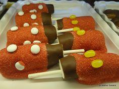 disneyland candi, chocol marshmallow, candi palac, caramel chocol