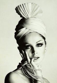Brown By Ashlene: TURBANISTAS: Supermodel Wilhelmina Cooper