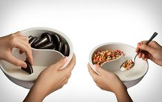 """Obol."" Solves the problem of soggy cereal"