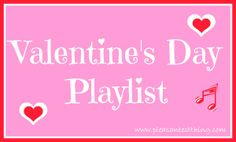 Valentine's Day songs kids will love. We're using it for our party this year