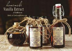 How to make Vanilla Extract TidyMom.net