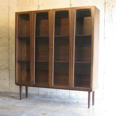 Danish modern cabinet from the 1960s