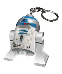 Take a look at this LEGO Star Wars R2D2 Key Chain Light by Star Wars on #zulily today!