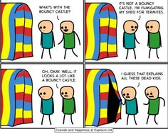 Parenting Fails: Everybody Loves a Bounce House!