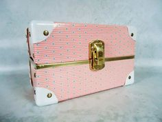 Pink Vogue Ginny Doll Clothes Trunk