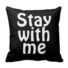 Flirty Pillows for the bedroom #flirty #love #pillow