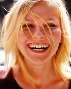 Kirsten Dunst by Mario Testino for Vanity Fair, May 2002.