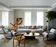 Ivanka Trump's Living Room